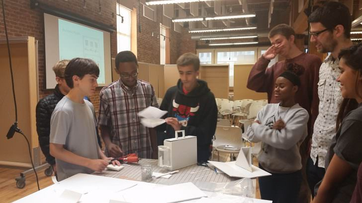 design focused project-based learning