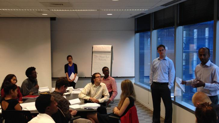 Project-based Learning Econ at PWC