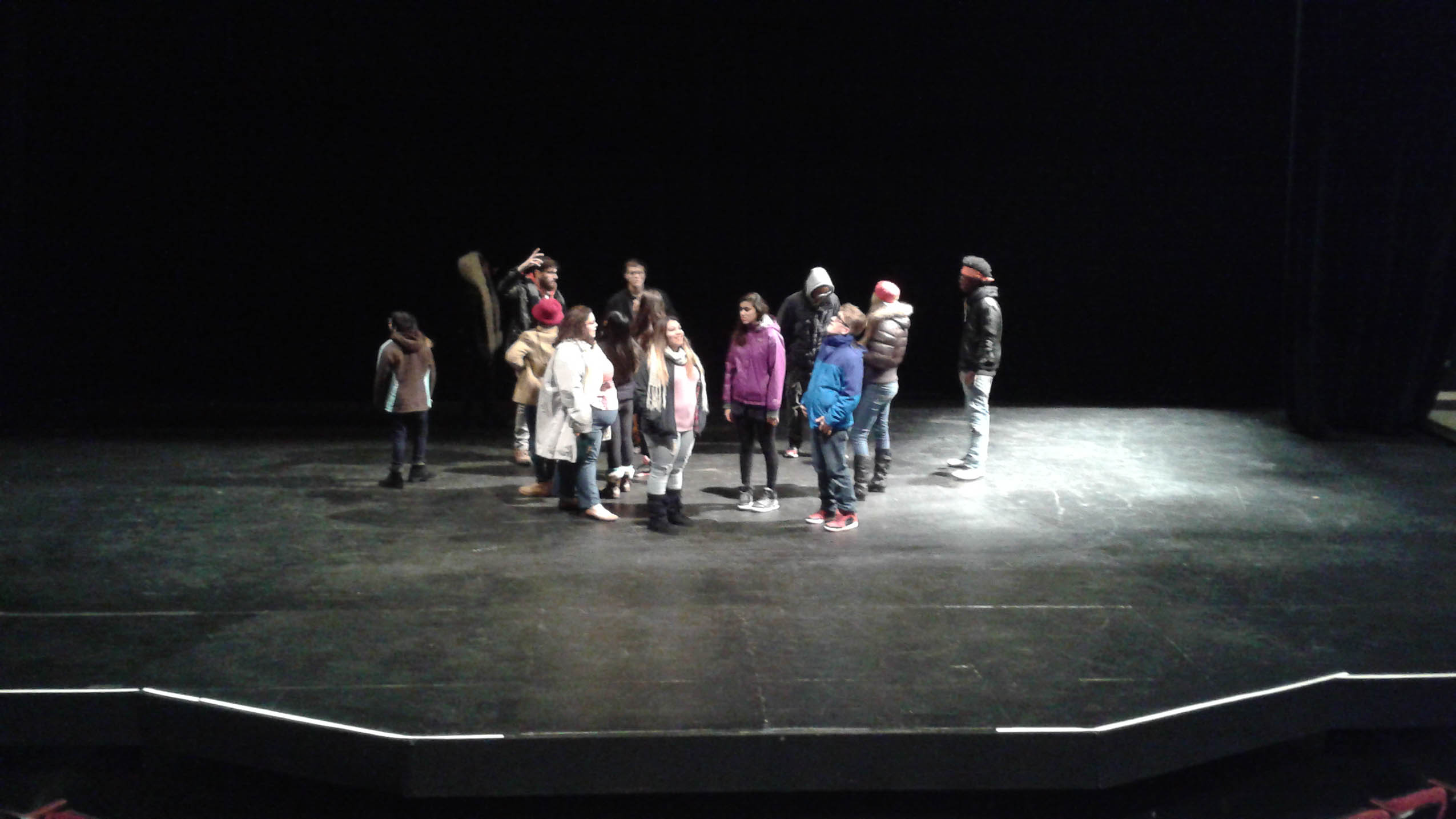 Anatomy of Performance Space @ Royal George Theater • Global ...
